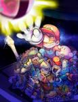 SSB4-Final Smash