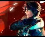FFVIII-Squall