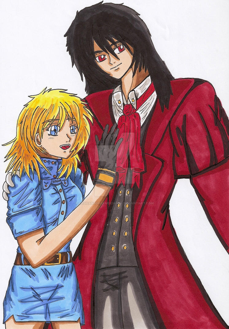 seras and alucard relationship test