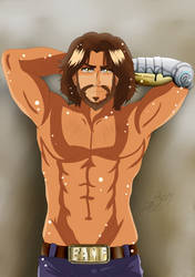 Sexy McCree Overwatch (redraw 2019)