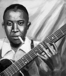 Robert Johnson - unfinished by mjamieson
