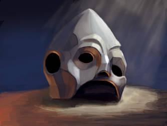 Sloth Helmet by mjamieson