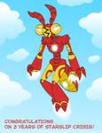 Iron Jinx: 3 Years of Starslip