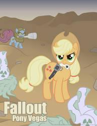 Fallout Pony Vegas by DanShive