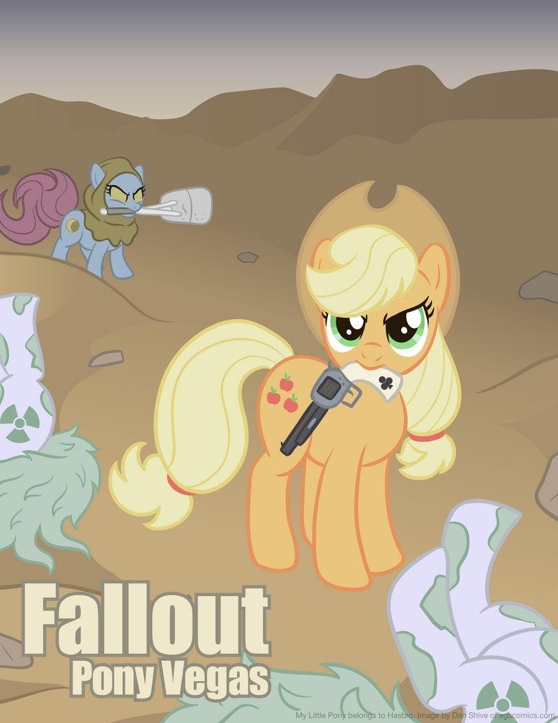 Fallout Pony Vegas