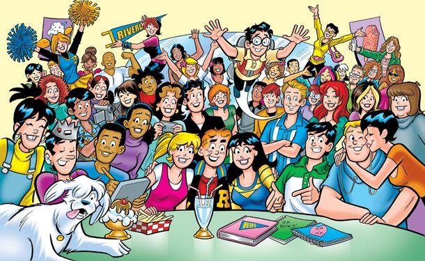 Archie the messenger asshole