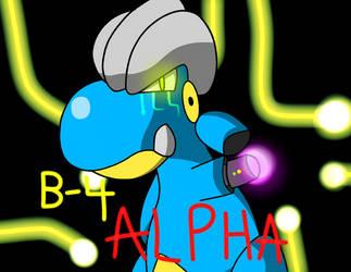 B-4 Alpha by TrueFireYoshiBlader