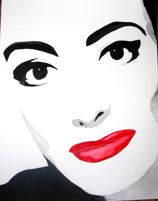 Joan Crawford by mixtapegoddess