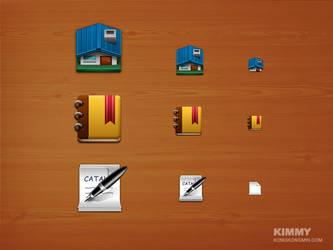 News China magazine app by KimmyKong