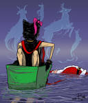Not so Merry XMas by miserymirror
