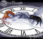 ....Time Sleeps.... by miserymirror