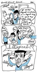 Knock-Knock Spock -Original-