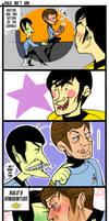 Sulu Isn't Gay