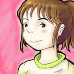 Chihiro oekaki