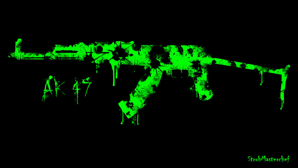 AK 47 GSV Wallpaper by StrohMasterchef ...
