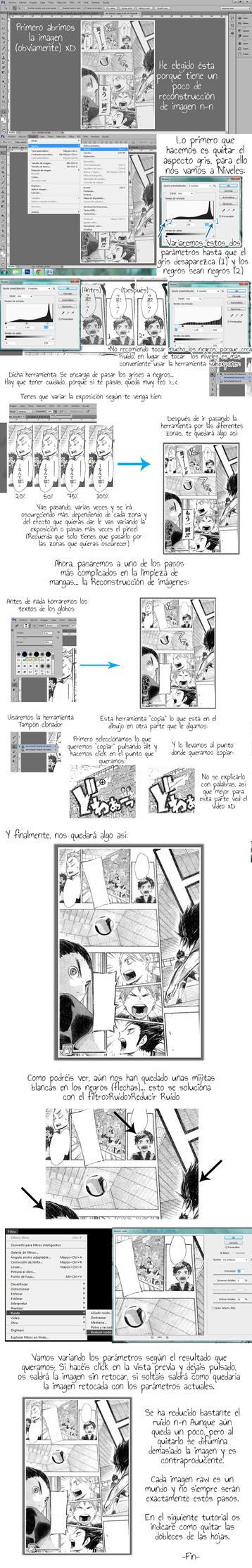 Tutorial Limpieza by Romaji-92