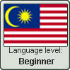 Malay Language level - Beginner by Akiahashi