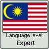 Malay Language level - Expert by Akiahashi