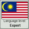 Malay Language level - Expert by Akiahashi