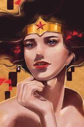 Wonder Woman by vegarden