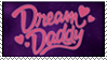 Dream Daddy Stamp by VillieTheDJ