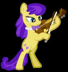 Symphony (Violist Pony) by Omnio2006