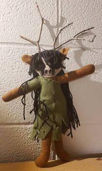 Wendigo Doll