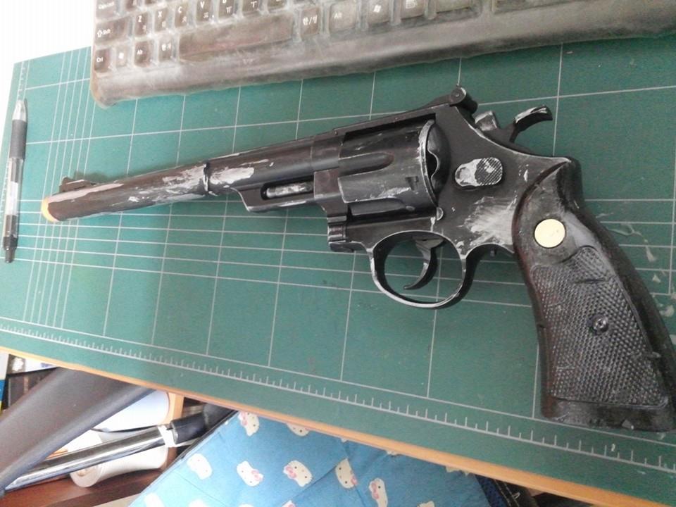 2033 Bullet Lighter (WIP)
