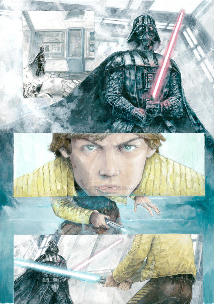 Star Wars Page by giovanni-panarello