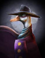 Darkwing Duck by Stilltsinc