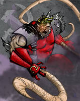 Doomsday  Red by Stilltsinc