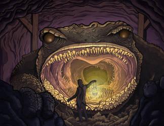 Rust Monster D by Stilltsinc