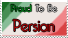 Proud To Be Persian Stamp by lostreality91