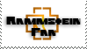 RammsteinFan - Stamp by lostreality91