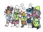Familiar Kids