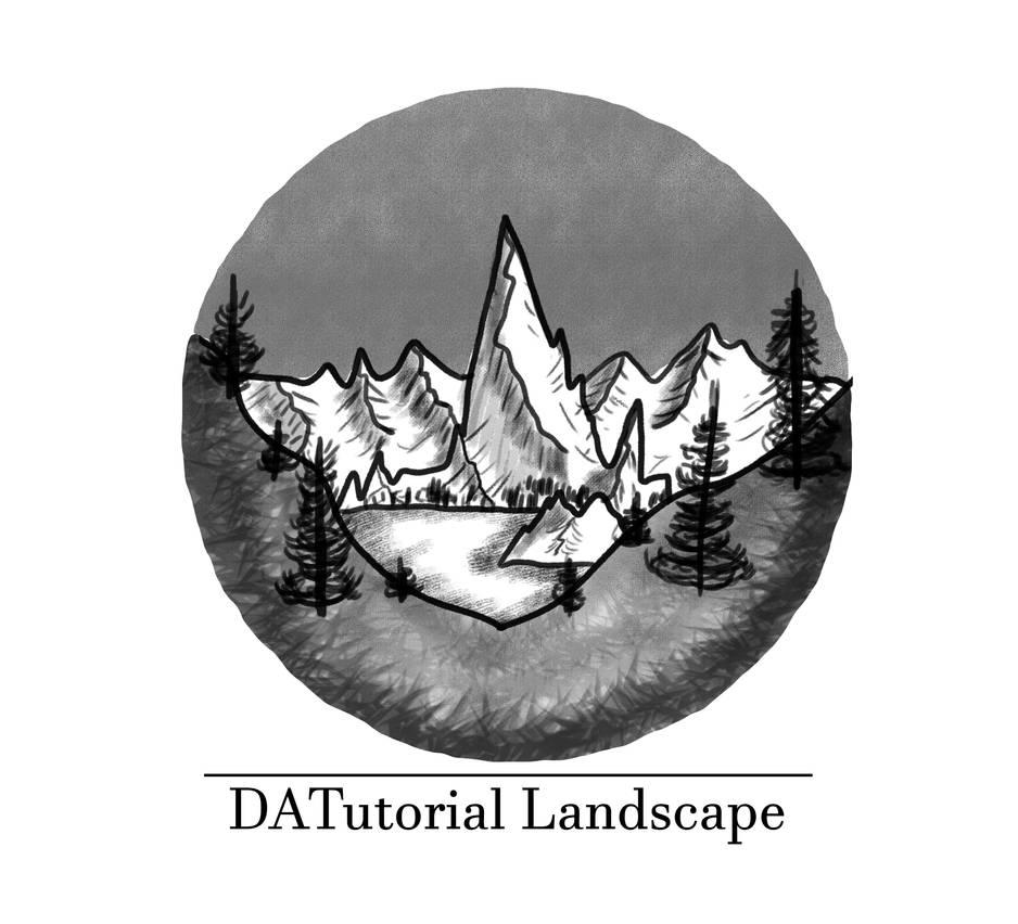 Landscape #DATutorialLandscape
