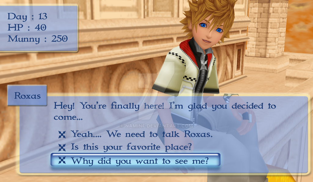 Play kingdom hearts dating sim