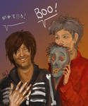 Caryl Halloween contest by MadHatters-Wife