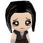 Reina is sad by TheLonleyArtist