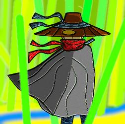 Some sort of swordsman? by Dragonsmite
