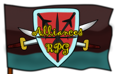 The banner of Alliances RPG by Dragonsmite