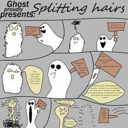 Ghosts #3 by Dragonsmite