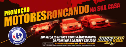 carrefour - stock car by sphc