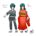 SDL: Van and Nui Hirono