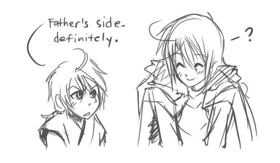 SDL: Ancestor meets Decendant by ryuuen