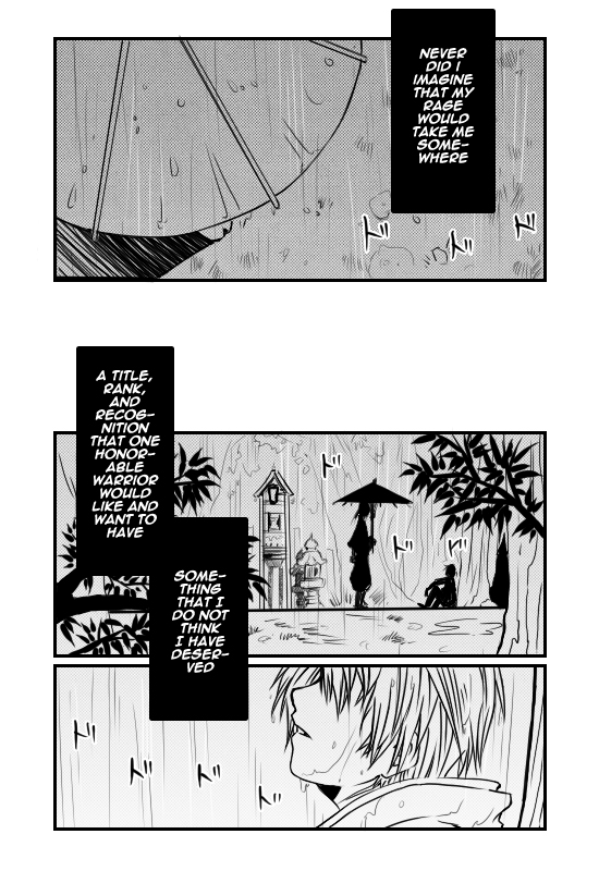 SDL Duel 25:  Rain Dance pg 00 by ryuuen