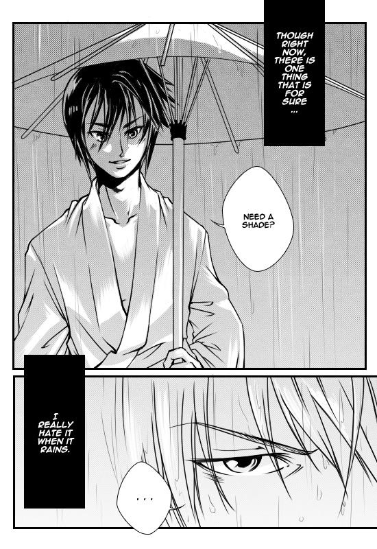 SDL Duel 25:  Rain Dance pg 01 by ryuuen