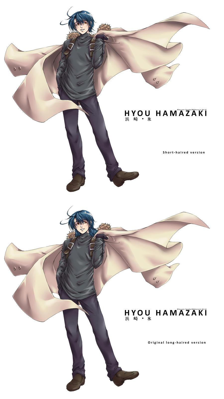 Hyou Hamazaki for SDLT2 CLR by ryuuen