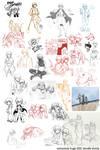 Extremely Huge Doodle Dump
