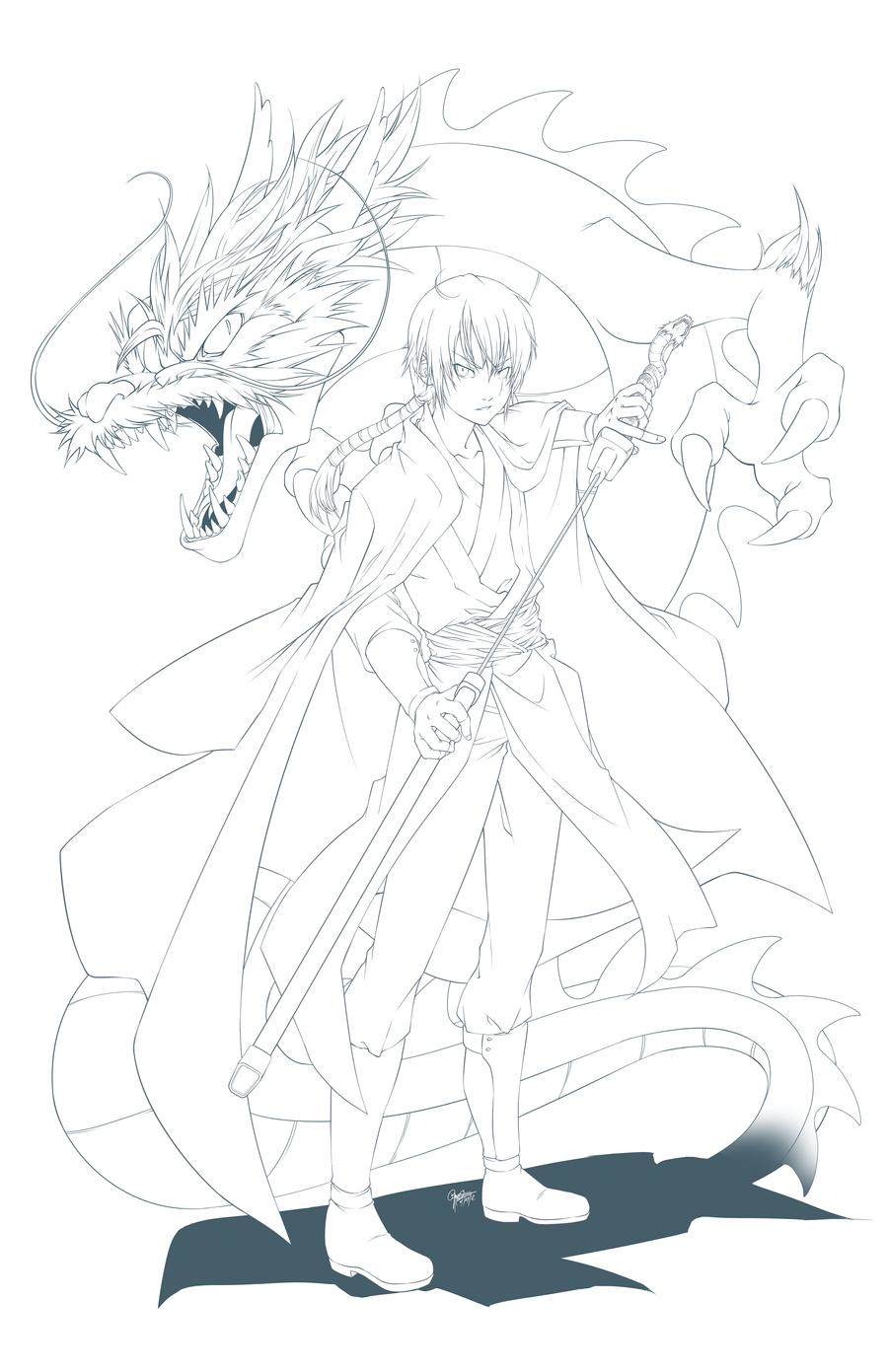 SDL: Dragon Era LA only by ryuuen